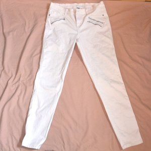 New York and Company Pink Soho Jegging